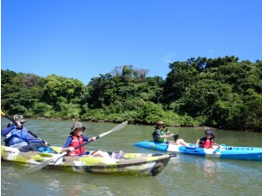 """Regional common coupon OK! Main island / Chubu! Mangrove Kayak! Group Sale! """"3 dense"""" measures are perfect! ★ girls trip adult care ★ 4 people in the deals! Image present"""