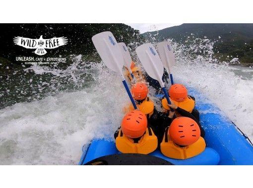 【熊本・人吉】【GoPro写真動画プレゼント】九州で最も激しいラフティングリバー(1日コース)