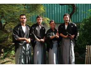 [Tokyo / Hatanodai] Real Samurai Sword Experience