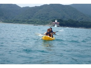 [Kochi/ Tosashimizu] Snorkel relaxed on a premium beach going by Sea kayak