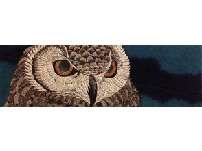【山梨・甲府】伝統技法から生まれた新たな絵画表現「絹彩画~kinusaiga~」体験