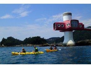 【高知・土佐清水】海域公園・竜串湾でシーカヤックツアー