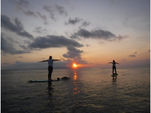 【沖縄・石垣島】1組貸切ツアー! リラックスSUPヨガ 地域共通クーポン利用可能プラン