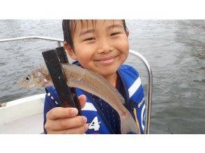 【東京・羽田】激安!「MEGA キス」乗り合い船★7名様までOK ♪釣った魚はお店紹介可♪ 120分