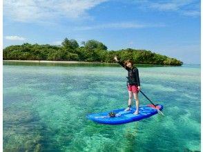 【石垣島・サップ】1グループ完全貸切保証!美ら海をSUPでクルージング!