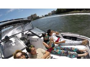 【浜名湖・クルージング】湖遊アトラクション<アドベンチャー> ウォータードライビング アクティブコース 90min