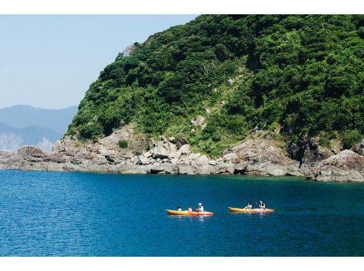 【春の海を楽しめる!】深島カヤックツアー(ガイド付き)の紹介画像