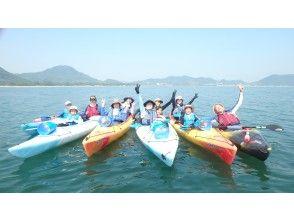 【香川・さぬき】小学生から参加OK!カヤックで目指せ無人島!!海の冒険コース