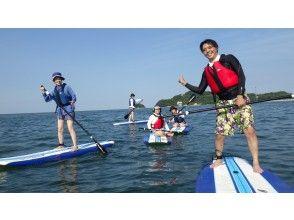 【香川・さぬき】自由に海上散歩しよう!SUP経験者向け  7時間レンタル