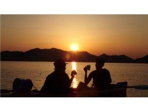 【香川・さぬき】夏限定!瀬戸の夕凪をカヤッキング サンセットシーカヤック