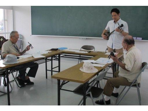 【沖繩・那覇首里】三線体験 首里城近く 初心者大歓迎!