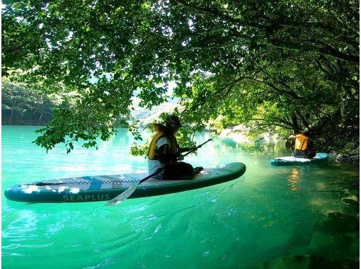秘境の川辺ブルー サップツーリング【GoPro写真動画プレゼント♪】