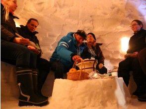 [Niigata/ Tokamachi] Enjoy the winter of snow country! Kamakura experience