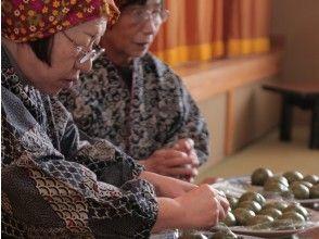 [新泻/十日町]新泻的母亲的味道!使用米粉制作饺子``安波''的经验