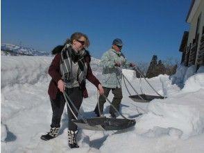 [Niigata/ Tokamachi] Get close to the snow! Experience playing in the snow and living in the snow country