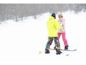 [Gunma / Minakami] [Ski & snowboard Class] <Complete one-on-one / half-day 2 hours> Complete reservation reservation system! Business trip type! Beginners!
