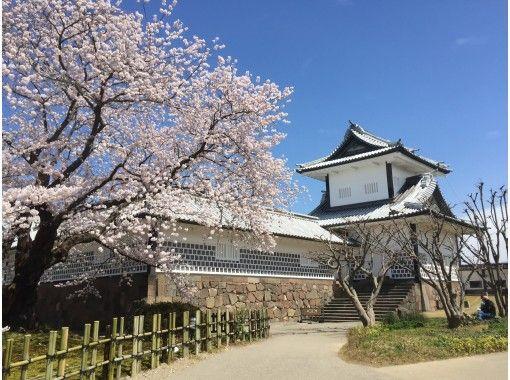 【金沢】観光タクシーで金沢の有名スポットを素早く観光(3時間コース)