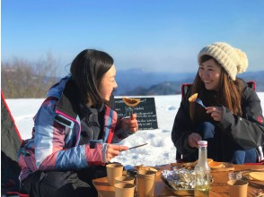 [Niigata / Tokamachi] Maple syrup hunting & rice flour pancakes at a snowy day camp
