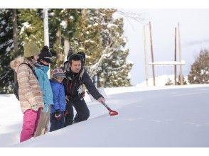 [Niigata / Tokamachi] Easy adventure in the snowy mountains! Snowshoe trekking