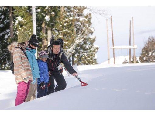 [Niigata / Tokamachi] Easy adventure in the snowy mountains! Snowshoe trekkingの紹介画像