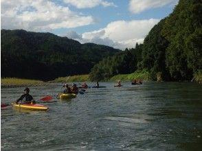 【カヌー】カナディアンカヌー 体験コースの画像