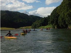 【カヌー】カナディアンカヌー 初心者コースの画像