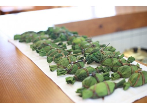 【新潟・十日町】新潟の伝統食の大定番「笹団子」作り体験