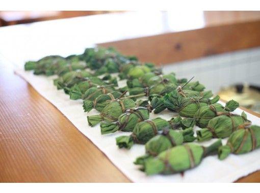 【新潟・十日町】新潟の伝統食「笹団子」作り体験