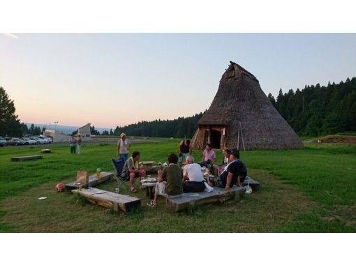 【新潟・十日町】地域の人と交流!十日町の地酒&地元食材でホームパーティー or BBQ