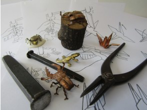 Metal Craft Workshop & Armor Art Appreciation