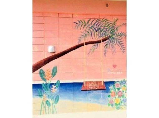 【那覇発】南部フォトジェニックスポットを巡る☆女子旅ツアー  ご希望の場合、空港へそのまま送迎可!