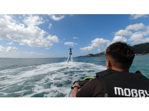 A classic marine Activity! Repeat board one after another! If you want to experience Sunrise Marine Okinawa!