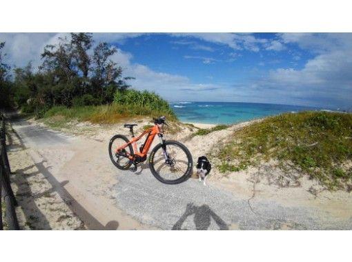 【鹿児島・奄美】eバイク(電動アシストマウンテンバイク)レンタサイクル!ガイドなし