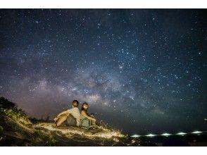 [Okinawa / Miyakojima] A commemorative photo with a perfect starry sky! Starry Sky Photo / Starry Sky Location Photo [Miyakojima-born photographer]