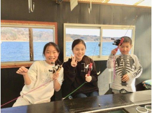 Impressive complete charter! Free Rental Happy pet OK! Wakasagi fishing 3 hours experience planの紹介画像