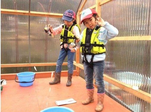 【長野・木崎湖】ワカサギ釣り1日じっくりコース~初心者歓迎!ご家族・お仲間で楽しめます!