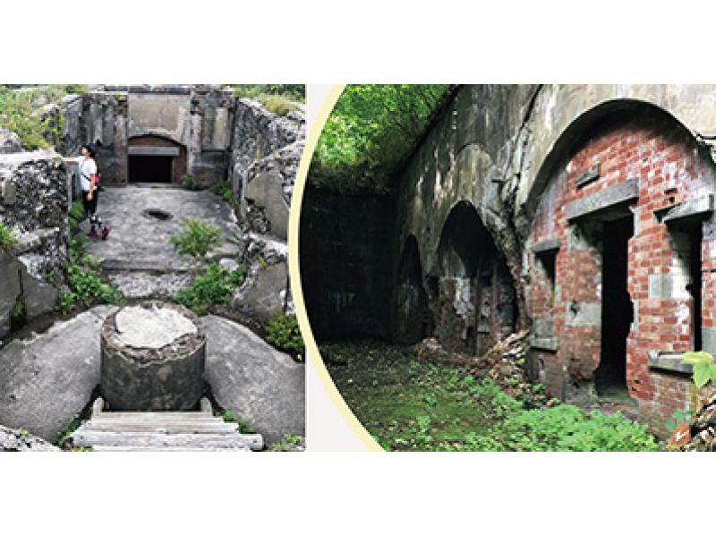 [Hokkaido Hakodate] Hakodate Fortress Exploration Tour / Hiking tour at Mt. Hakodateの紹介画像