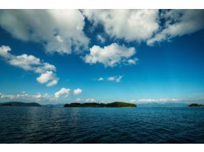 【長崎・西海市】お手軽無人島体験!日帰り探検コース