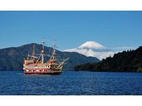 東京的富士山和箱根之旅
