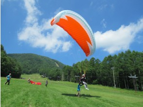 half-day experience + short tandem flight (Enjoy the charm of Paragliding!) Corona measures are being implemented