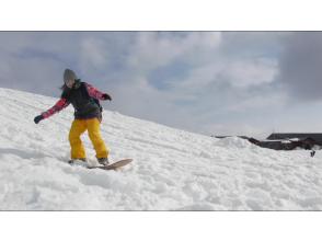 【滋賀・高島】「雪板」アクティビティツアー@箱館山スキー場