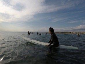 【神奈川・湘南】マンツーマン指導!シニアチャレンジ応援サーフィンスクール