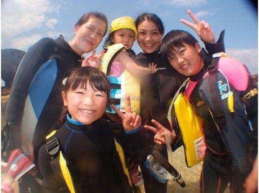 【NO密!濃厚体験☆三世代で楽しむ☆】親子貸切サンゴ礁探検☆写真・動画撮影無制限!