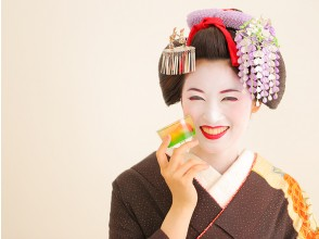 [Kyoto / Kiyomizu-dera] Maiko shooting plan 18,000 yen → 6,900 yen (excluding tax) Maiko experience reasonable price!