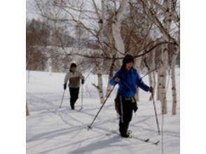 [群馬,水]步行體驗滑雪!大自然滑雪為期一天的課程的形象