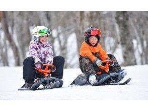 乘坐雪橇,草莓和全吃螃蟹