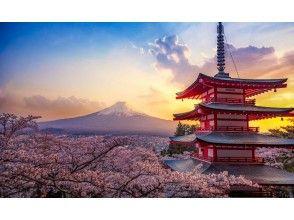 富士山,忍野八海和御殿場名牌折扣店!