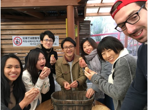 [Oita Prefecture / Beppu] Private with a small Number of participants! The Essential Beppu Tourの紹介画像