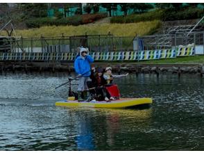 【東京・江東区】BIG SUP(動力船)観光ツアー!1時間コース