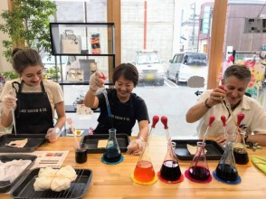 [Hiroshima/ Fukuyama] Dyeing experience of a tie-dye T-shirt with a gurgle pattern! ★ Easy even for beginners ★